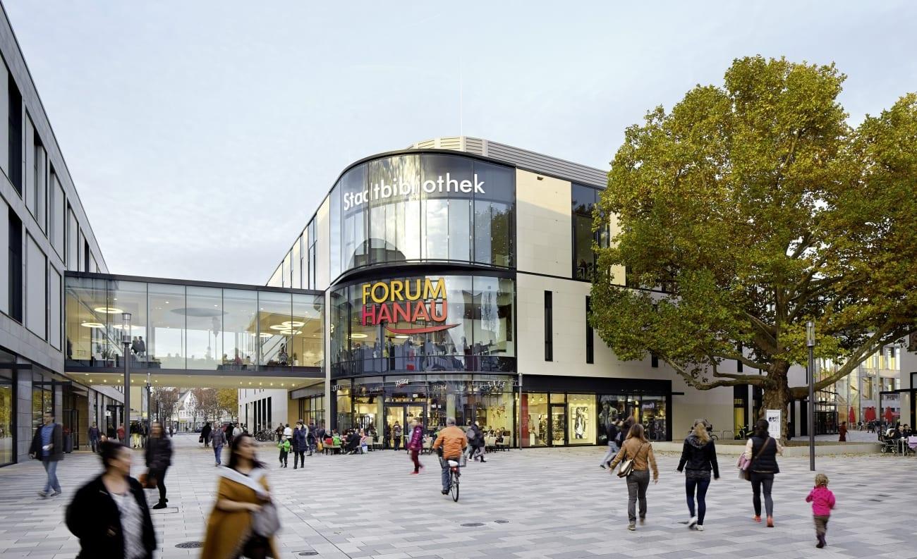 Forum Hanau Jobs