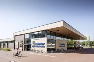 RKW Hannover Edeka Center Roderbruch Stadtteilzentrum Supermarkt Passivhausstandart DGNB Platin Marcus Pietrek 01