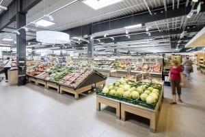RKW Hannover Edeka Center Roderbruch Stadtteilzentrum Supermarkt Passivhausstandart DGNB Platin Marcus Pietrek 06