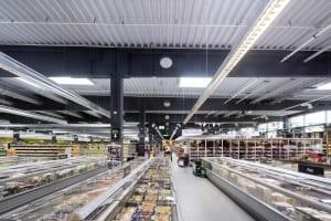 RKW Hannover Edeka Center Roderbruch Stadtteilzentrum Supermarkt Passivhausstandart DGNB Platin Marcus Pietrek 07