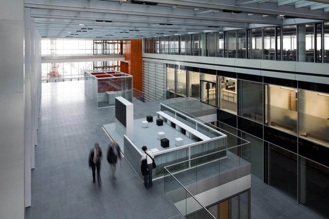 RKW Ingolstadt Audi Campus T02 Rechenzenter SE Forum  Pruefstaende Werksgelaende Simultaneous Engineering Bernd Noering 05