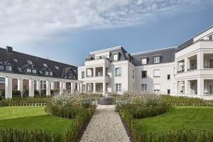 RKW Kempen Klosterhof Wohnbebauung Wohnhaus Gebaeudeensemble Wohnpalais Stadtpalais Altstadt Ralph Richter 03