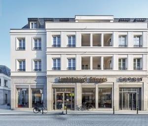 RKW Kempen Klosterhof Wohnbebauung Wohnhaus Gebaeudeensemble Wohnpalais Stadtpalais Altstadt Ralph Richter 08