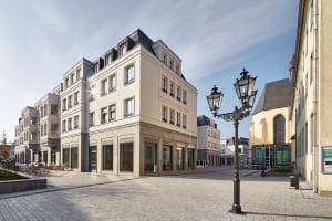 RKW Kempen Klosterhof Wohnbebauung Wohnhaus Gebaeudeensemble Wohnpalais Stadtpalais Altstadt Ralph Richter 10