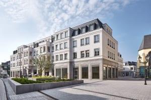 RKW Kempen Klosterhof Wohnbebauung Wohnhaus Gebaeudeensemble Wohnpalais Stadtpalais Altstadt Ralph Richter 11