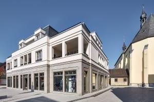 RKW Kempen Klosterhof Wohnbebauung Wohnhaus Gebaeudeensemble Wohnpalais Stadtpalais Altstadt Ralph Richter 14