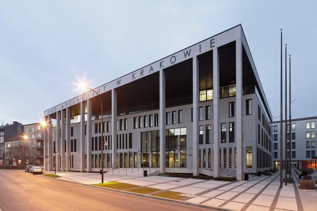 RKW Krakau Polen Berufungsgericht Gerichtsgebaeude Justiz staatsanwaltschaft Michael Reisch 01