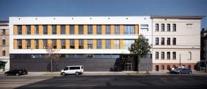 RKW Leipzig Adolph Diesterweg Schule Foerderschule Grund und Mittelschule Sanierung Erweiterungsbau Ganztagsschulkonzept Gunter Binsack 02