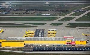 RKW Leipzig DHL Air Hub Erweiterung Luftfrachtumschlagplatz Brueckenbauwerk Cargo Halle Gunter Binsack 01