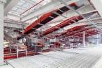 RKW Leipzig DHL Air Hub Erweiterung Luftfrachtumschlagplatz Brueckenbauwerk Cargo Halle Gunter Binsack 06