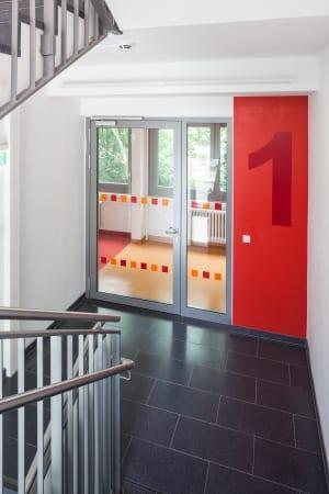 RKW Leipzig Lene Voigt Schule Mittelschule Sanierung Ertuechtigung Plattenbau Gunter Binsack 05