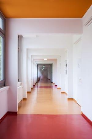 RKW Leipzig Lene Voigt Schule Mittelschule Sanierung Ertuechtigung Plattenbau Gunter Binsack 06