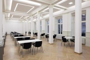 RKW Leipzig Leopoldina Akademie der Wissenschaften denkmalschutz Sanierung Logenhaus Modernisierung Gunter Binsack 09