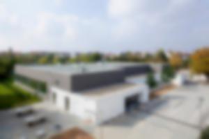 RKW Leipzig Reclam Gymnasium Dreifeldsporthalle Bauteilaktivierung Pasivhaisstandart Waermepumpentech Gunter Binsack 02