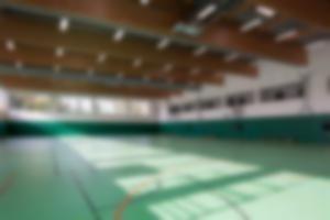RKW Leipzig Reclam Gymnasium Dreifeldsporthalle Bauteilaktivierung Pasivhaisstandart Waermepumpentech Gunter Binsack 04