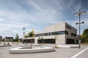 RKW Lippstadt Hochschule Hamm Lippstadt Studenten Fachbereiche Hoersaalzentrum Labore Werkstatt Mediathek Marcus Pietrek 04