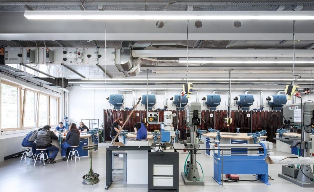 RKW Moenchengladbach Kreishandwerkerschaft Ausbildung Handwerk Schlosser Tischler Mechatroniker Lackierer Ausbildungsberufe Marcus Pietrek 06