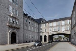 RKW Muelheim Rathaus Sanierung Ruhrbania Denkmalschutz Kriegsschaeden Rotunde Ratssaal Fraktionssaele Michael Reisch 02