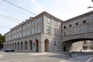 RKW Muelheim Rathaus Sanierung Ruhrbania Denkmalschutz Kriegsschaeden Rotunde Ratssaal Fraktionssaele Michael Reisch 05