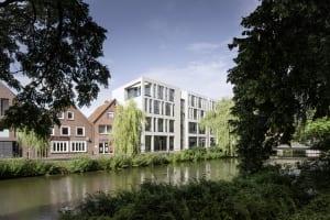 RKW Nordhorn List AG Erweiterung Innenarchitektur Zen Garten Marcus Pietrek 02