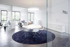RKW Nordhorn List AG Erweiterung Innenarchitektur Zen Garten Marcus Pietrek 09