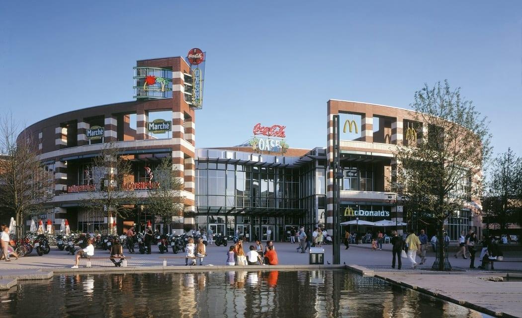 RKW Oberhausen CentrO Shoppingcenter Einzelhandel Shoppingerlebnis Erlebnislandschaft Mall Neue Mitte Oberhausen Carola Kohler 04