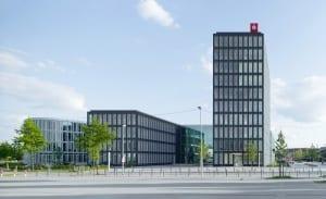 RKW Oldenburg LzO Landessparkasse Hauptverwaltung Raum der Stille Mann im Matsch Thomas Schuette Stefan Mueller 01