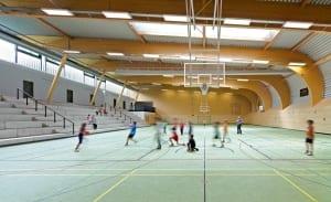 RKW Osburg Mehrzweckhalle Schul und Vereinssport–Kegelbahnanlage Lukas Huneke 02