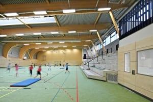 RKW Osburg Mehrzweckhalle Schul und Vereinssport–Kegelbahnanlage Lukas Huneke 03