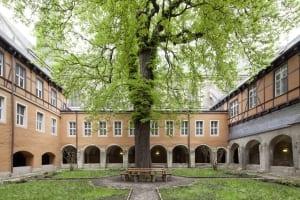 RKW Pforta Landesschule Pforta ALT Sanierung Denkmalschutz Zisterzienserkloster Internat Gunter Binsack 05