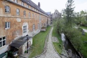 RKW Pforta Landesschule Pforta ALT Sanierung Denkmalschutz Zisterzienserkloster Internat Gunter Binsack 07
