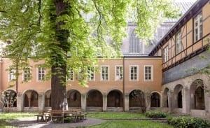 RKW Pforta Landesschule Pforta NEU Sanierung Denkmalschutz Zisterzienserkloster Internat Gunter Binsack 05