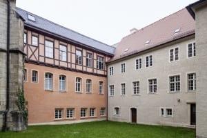 RKW Pforta Landesschule Pforta NEU Sanierung Denkmalschutz Zisterzienserkloster Internat Gunter Binsack 06