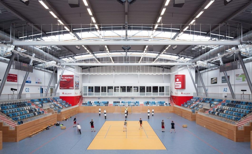 RKW Potsdam MBS Arena Sportmehrzweckhalle Luftschiffhafen Sportpark Dreifeldhalle Fechten Gunter Binsack 04