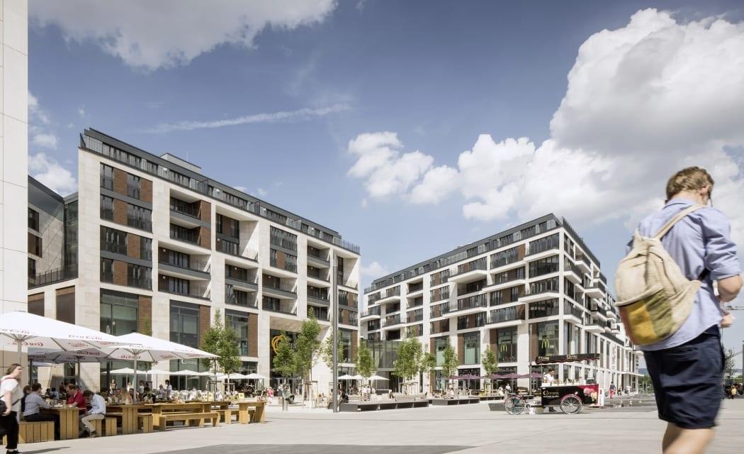 RKW Stuttgart Milaneo Shopping Center Einzelhandel Einkaufszentrum Quartier am mailaender Platz ICSC Award 2016 MIPIM Award 2015 Marcus Pietrek 01