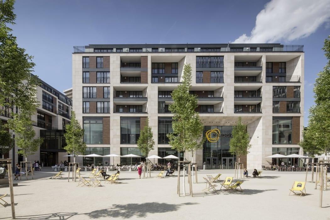 RKW Stuttgart Milaneo Shopping Center Einzelhandel Einkaufszentrum Quartier am mailaender Platz ICSC Award 2016 MIPIM Award 2015 Marcus Pietrek 04