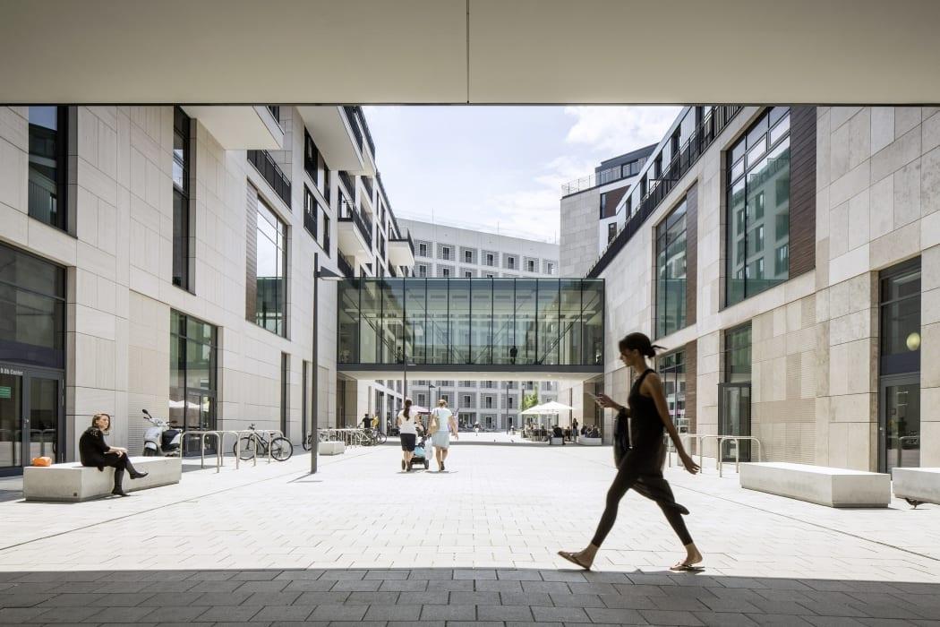RKW Stuttgart Milaneo Shopping Center Einzelhandel Einkaufszentrum Quartier am mailaender Platz ICSC Award 2016 MIPIM Award 2015 Marcus Pietrek 06