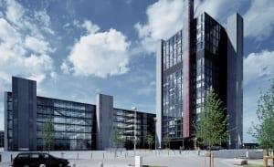 RKW Stuttgart Debitel Zentrale Firmenzentrale Gewerbegebiet HGEsch 01