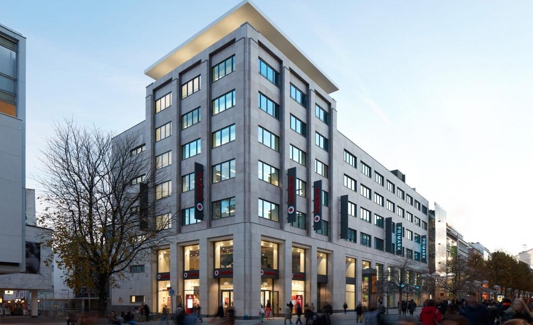 RKW Stuttgart Karstadt Koenigstrasse Einkaufszentrum–Einzelhandel Mischnutzung Maichael Reisch 01