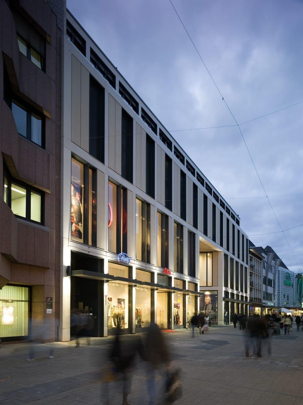 RKW Trier Trier galerie historisches Umfeld 50er Jahre Marcus Schwier 02