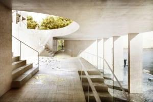 RKW Venedieg Italien Deutscher Pavillon Biennale Deutscher Werkbund This is modern Ausstellungshalle Canale Grande 03