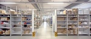 RKW Willich Produktion und Lagergebaeude Akku Hersteller Hochregallager 03