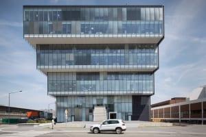 RKW Wolfsburg Halle 90B Volkswagen AG Automobilkonzern Elektromobilitaet Entwickler Labor Pruefstaende Branschutzpreis FeuerTrutz 2015 Marcus Pietrek 03