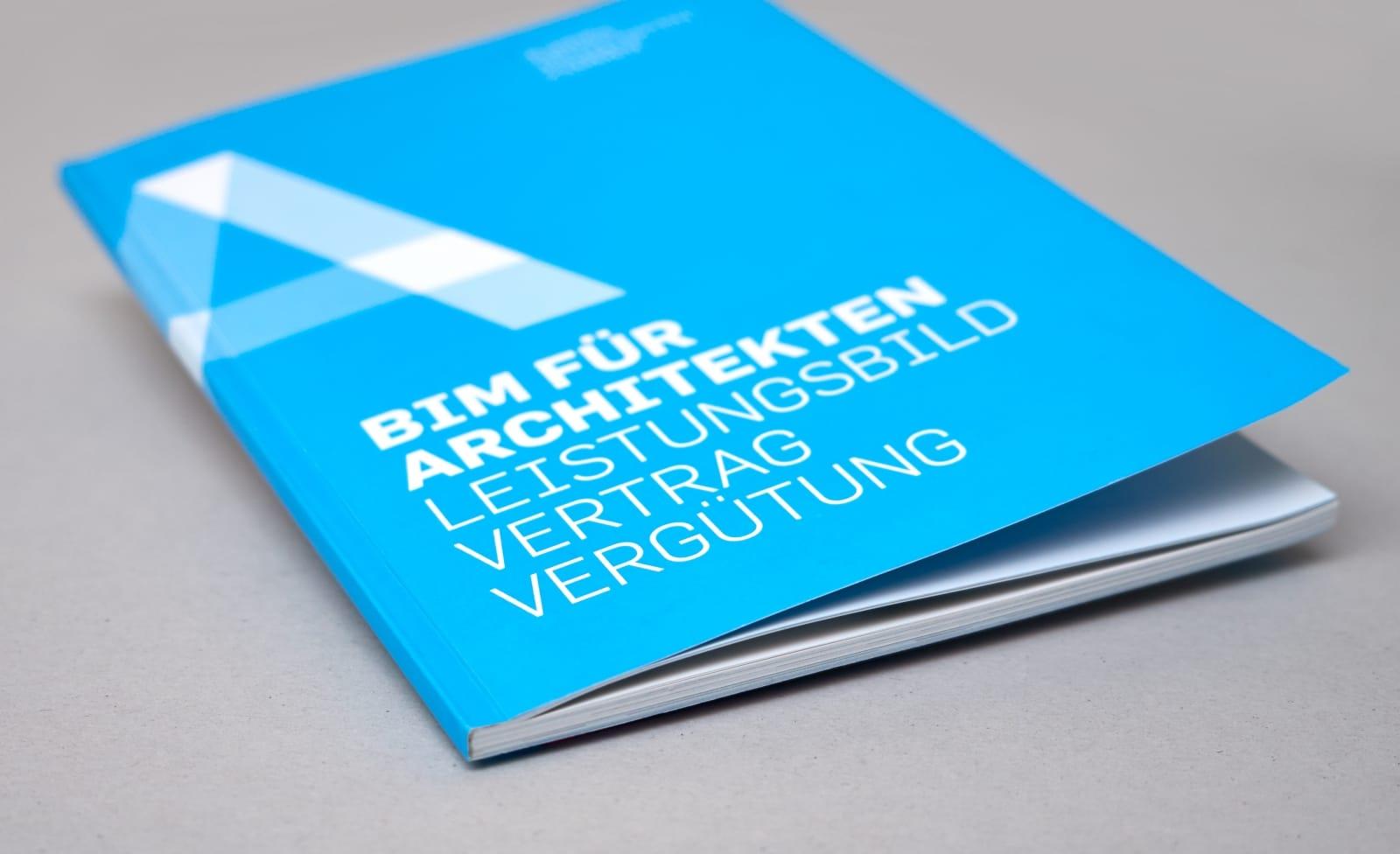 """Neue Informationsbroschüre """"BIM AKNW - Vorschläge für ein"""