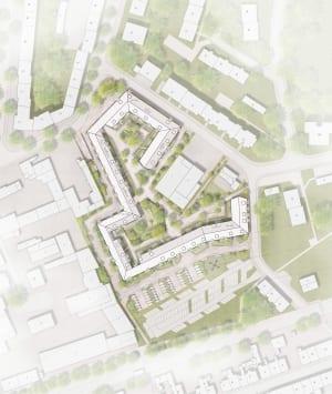 RKW Festenbergsiedlung Düsseldorf 02