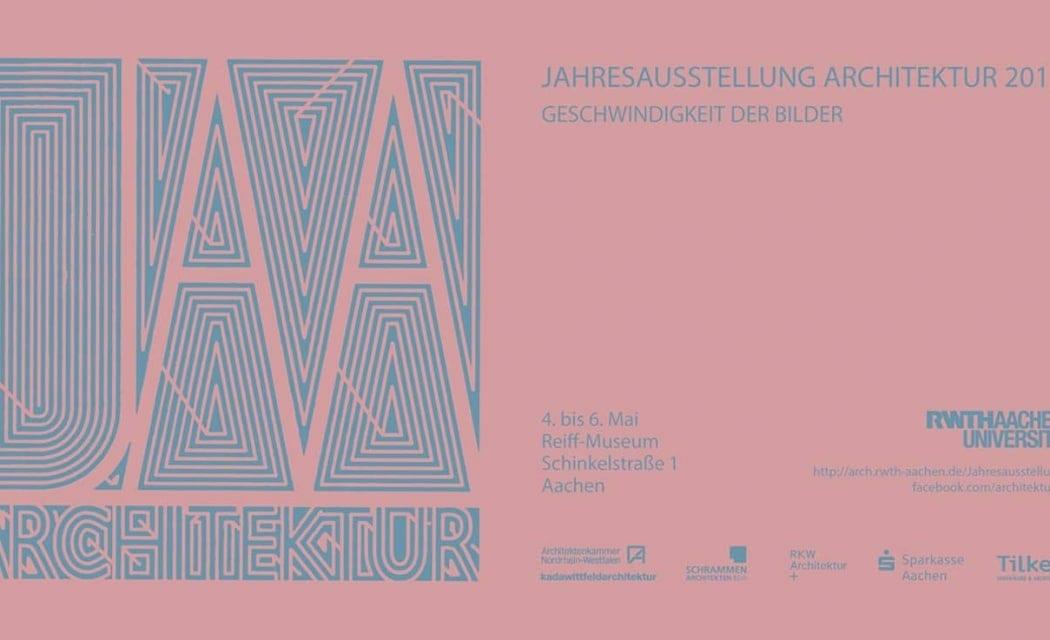 RKW Jahresausstellung Architektur RWTH