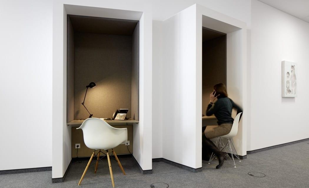 RKW Duesseldorf DZ Bank Buerogebaeude Innenarchitektur Marcus Pietrek 01
