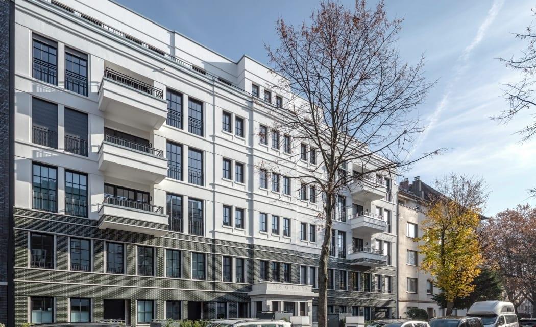 RKW Duesseldorf Degers Wohnpalais innerstaedtisches Wohnen Ralph Richter 01