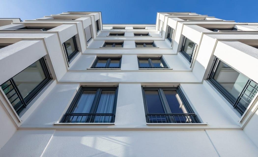 RKW Duesseldorf Le Quartier Central klassische Moderne exklusive Wohnhaeuser Ralph Richter 01