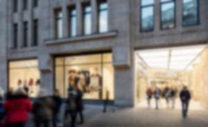 RKW Koeln TOPSHOP Modemarke Shop in Shop Textilanbieter Kaufhof Marcus Pietrek 01